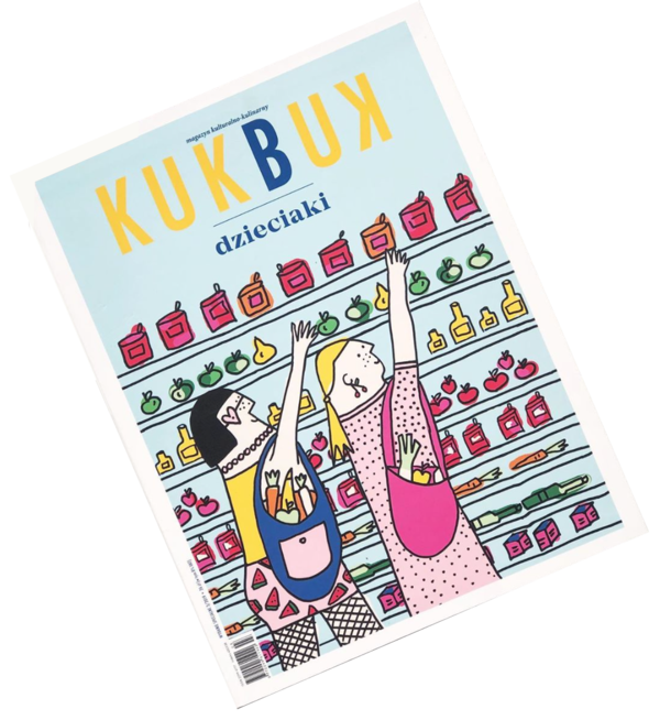 Kukkbuk for kids